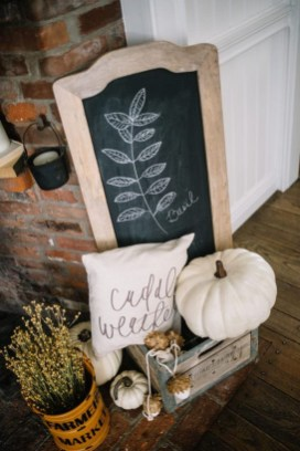 Fascinating Fall Home Tour Decor To Inspire 24
