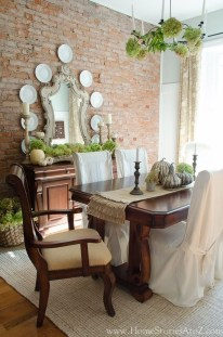 Fascinating Fall Home Tour Decor To Inspire 31