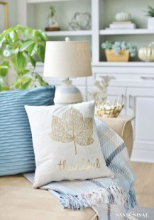 Fascinating Fall Home Tour Decor To Inspire 32