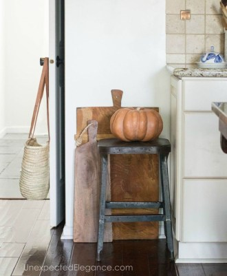 Fascinating Fall Home Tour Decor To Inspire 34