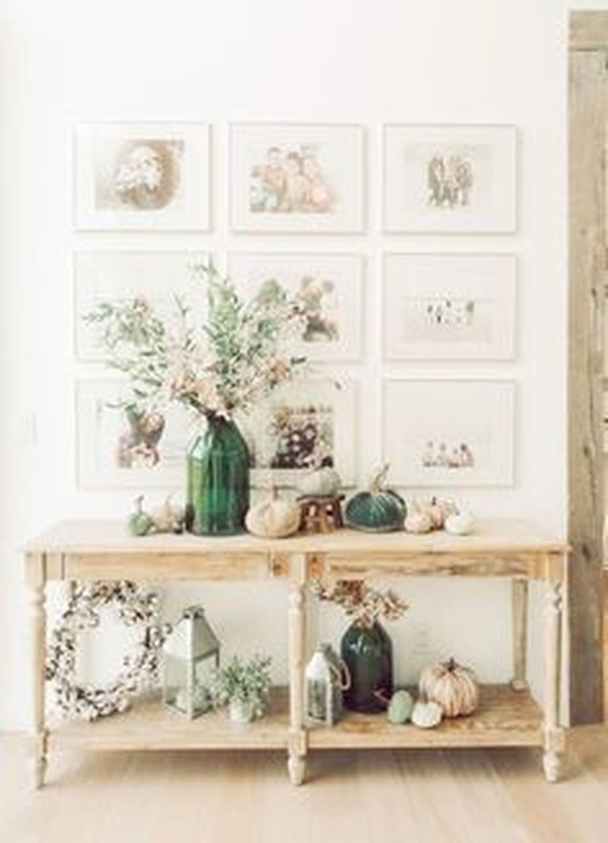Fascinating Fall Home Tour Decor To Inspire 49