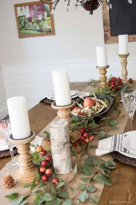 Fascinating Fall Home Tour Decor To Inspire 50