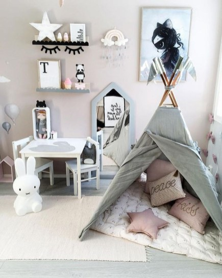 Incredible Bedroom Design Ideas For Kids 27