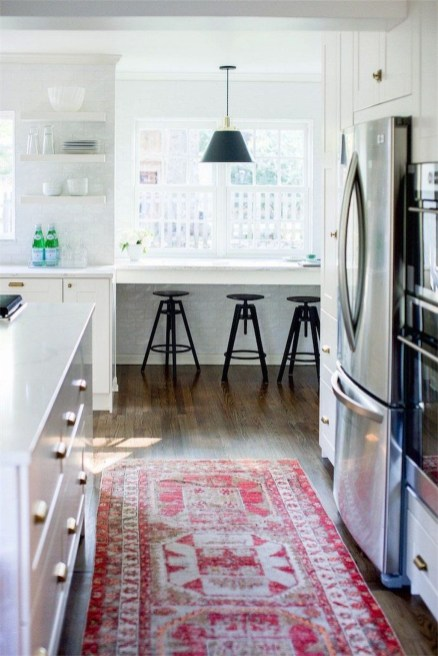 Incredible Colorful Kitchen Ideas 33