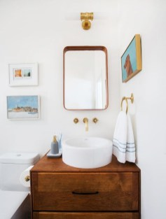 Lovely Eclectic Bathroom Ideas 39