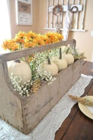 Modern Diy Fall Centerpiece Ideas For Your Home Decor 06