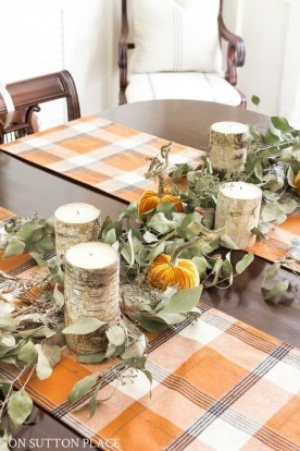 Modern Diy Fall Centerpiece Ideas For Your Home Decor 28
