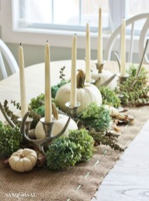 Modern Diy Fall Centerpiece Ideas For Your Home Decor 32