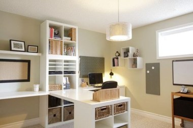 Modern Ikea Office Design Ideas 06