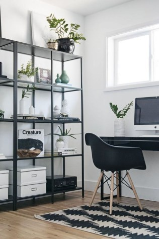 Modern Ikea Office Design Ideas 33