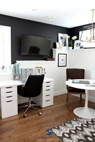Modern Ikea Office Design Ideas 37