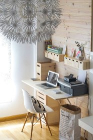 Modern Ikea Office Design Ideas 39
