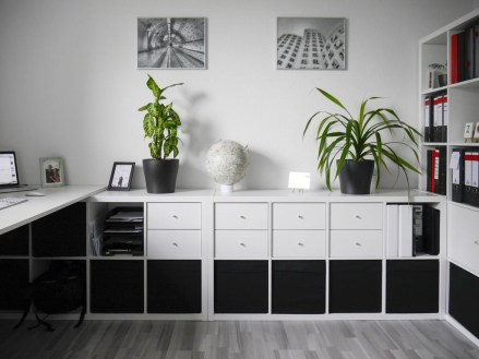 Modern Ikea Office Design Ideas 41