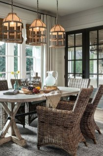 Stylish Beautiful Dining Room Design Ideas 02