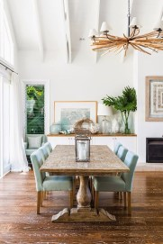Stylish Beautiful Dining Room Design Ideas 34