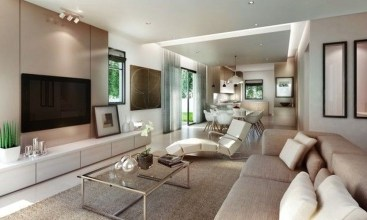 The Best Beige Living Room Design Ideas 09