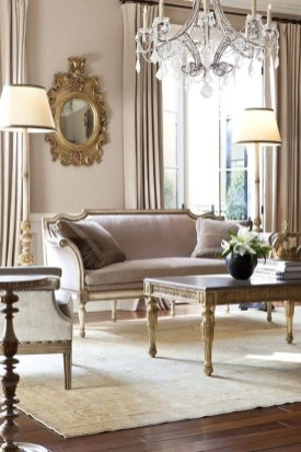 The Best Beige Living Room Design Ideas 20
