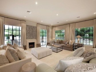 The Best Beige Living Room Design Ideas 34