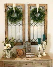 Charming Antique Farmhouse Decoration Ideas 03