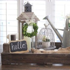 Charming Antique Farmhouse Decoration Ideas 12