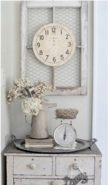 Charming Antique Farmhouse Decoration Ideas 51