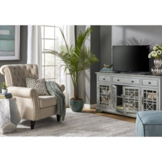 Cozy Minimalist Farmhouse Tv Stand Ideas 43
