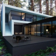 Lovely Modern House Design Ideas 34