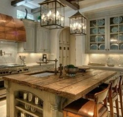 Magnificient Rustic Country Kitchen Ideas To Renew Your Ordinary Kitchen 12