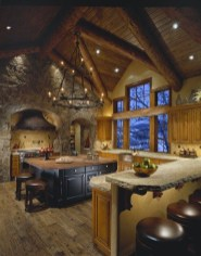 Magnificient Rustic Country Kitchen Ideas To Renew Your Ordinary Kitchen 29