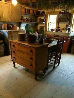 Magnificient Rustic Country Kitchen Ideas To Renew Your Ordinary Kitchen 41