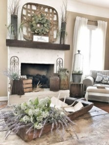 Popular Rustic Country Home Decor Ideas 13