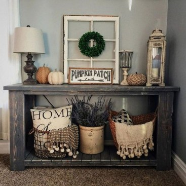 Popular Rustic Country Home Decor Ideas 34