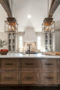 Stunning Farmhouse Kitchen Color Ideas 23