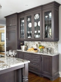 Stunning Farmhouse Kitchen Color Ideas 41