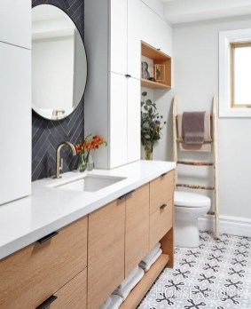 Adorable Contemporary Bathroom Ideas To Inspire 24