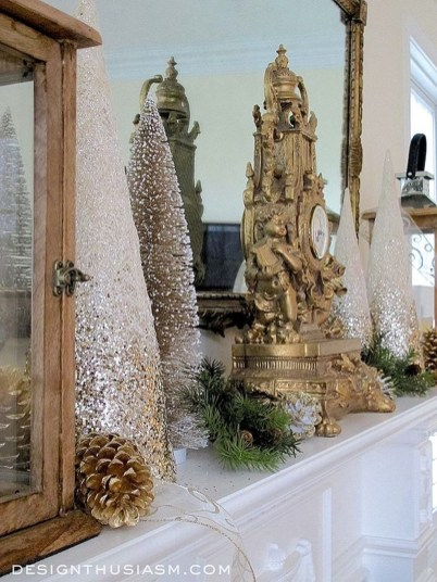 Amazing Gold Christmas Decoration Ideas 47