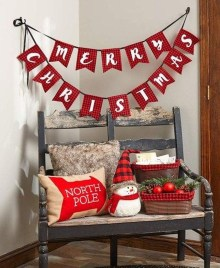 Awesome Country Christmas Decoration Ideas 02