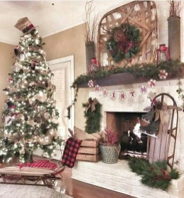 Awesome Country Christmas Decoration Ideas 23