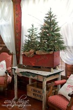 Awesome Country Christmas Decoration Ideas 25