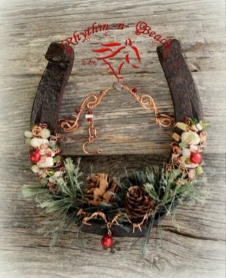 Awesome Country Christmas Decoration Ideas 37