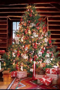 Awesome Country Christmas Decoration Ideas 40