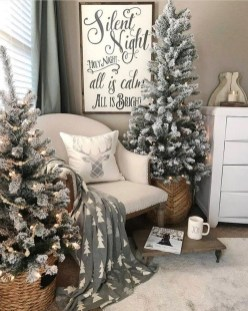 Awesome Country Christmas Decoration Ideas 51