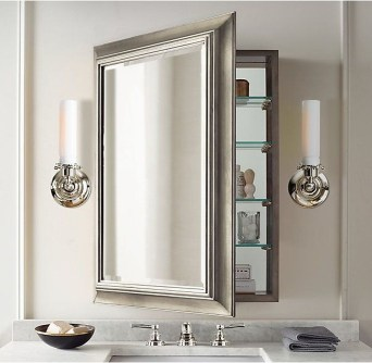 Beautiful Bathroom Mirror Ideas You Will Love 06