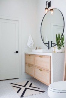 Beautiful Bathroom Mirror Ideas You Will Love 41