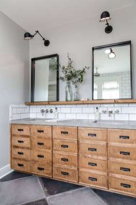 Beautiful Bathroom Mirror Ideas You Will Love 42