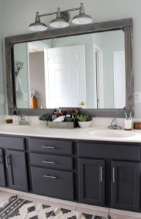 Beautiful Bathroom Mirror Ideas You Will Love 49