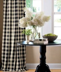 Cheap Farmhouse Curtains For Living Room Decorating Ideas 43