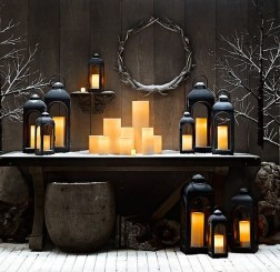 Exciting Christmas Lanterns For Indoors And Outdoors Ideas 11