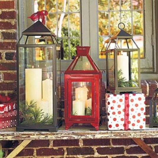 Exciting Christmas Lanterns For Indoors And Outdoors Ideas 39