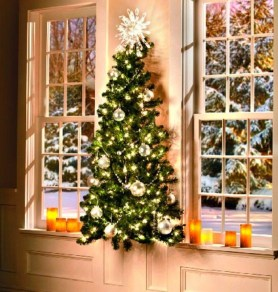 Fascinating Christmas Decor Ideas For Small Spaces 45